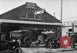 Image of Ford Motor Sales and Service Garage Michigan United States USA, 1919, second 4 stock footage video 65675030970