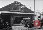 Image of Ford Motor Sales and Service Garage Michigan United States USA, 1919, second 7 stock footage video 65675030970