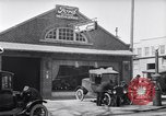 Image of Ford Motor Sales and Service Garage Michigan United States USA, 1919, second 9 stock footage video 65675030970