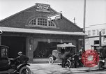 Image of Ford Motor Sales and Service Garage Michigan United States USA, 1919, second 10 stock footage video 65675030970