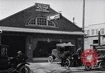 Image of Ford Motor Sales and Service Garage Michigan United States USA, 1919, second 11 stock footage video 65675030970