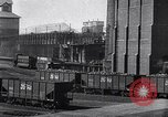 Image of Ford railcars with coal Dearborn Michigan USA, 1918, second 2 stock footage video 65675030976