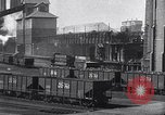 Image of Ford railcars with coal Dearborn Michigan USA, 1918, second 6 stock footage video 65675030976