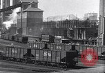 Image of Ford railcars with coal Dearborn Michigan USA, 1918, second 7 stock footage video 65675030976