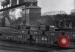 Image of Ford railcars with coal Dearborn Michigan USA, 1918, second 11 stock footage video 65675030976
