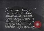 Image of Coke processing by Ford Dearborn Michigan USA, 1928, second 1 stock footage video 65675030983