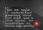 Image of Coke processing by Ford Dearborn Michigan USA, 1928, second 6 stock footage video 65675030983