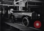 Image of 15 millionth Ford Model T Dearborn Michigan USA, 1927, second 2 stock footage video 65675030986
