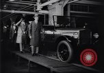 Image of 15 millionth Ford Model T Dearborn Michigan USA, 1927, second 10 stock footage video 65675030986