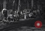 Image of family camping United States USA, 1919, second 2 stock footage video 65675030988