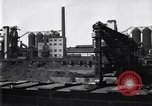 Image of Unloading ore at Ford plant Dearborn Michigan USA, 1929, second 4 stock footage video 65675030994