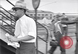 Image of UAW organizers Dearborn Michigan USA, 1938, second 2 stock footage video 65675031000