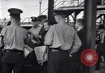 Image of UAW organizers Dearborn Michigan USA, 1938, second 4 stock footage video 65675031000