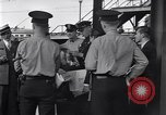 Image of UAW organizers Dearborn Michigan USA, 1938, second 5 stock footage video 65675031000