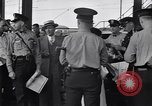 Image of UAW organizers Dearborn Michigan USA, 1938, second 7 stock footage video 65675031000