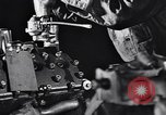 Image of Engine assembly and testing Dearborn Michigan USA, 1938, second 5 stock footage video 65675031005