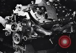 Image of Engine assembly and testing Dearborn Michigan USA, 1938, second 11 stock footage video 65675031005