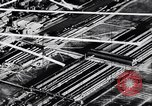 Image of Ford car chassis and cabin fabrication Dearborn Michigan USA, 1937, second 3 stock footage video 65675031006