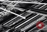 Image of Ford car chassis and cabin fabrication Dearborn Michigan USA, 1937, second 5 stock footage video 65675031006