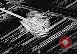 Image of Ford car chassis and cabin fabrication Dearborn Michigan USA, 1937, second 7 stock footage video 65675031006