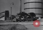Image of 1946 Ford cars Dearborn Michigan USA, 1938, second 7 stock footage video 65675031010