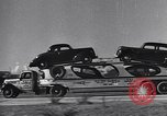 Image of 1946 Ford cars Dearborn Michigan USA, 1938, second 8 stock footage video 65675031010