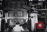 Image of Metal pressing machine Dearborn Michigan USA, 1930, second 9 stock footage video 65675031014