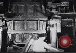 Image of Metal pressing machine Dearborn Michigan USA, 1930, second 11 stock footage video 65675031014