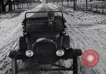 Image of Ford Model-T car Michigan United States USA, 1920, second 2 stock footage video 65675031015