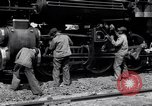 Image of DTI railroad locomotives Michigan United States USA, 1924, second 7 stock footage video 65675031021