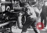 Image of Ford Motor Company assembly line Highland Park Michigan USA, 1917, second 6 stock footage video 65675031026