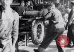 Image of Ford Motor Company assembly line Highland Park Michigan USA, 1917, second 9 stock footage video 65675031026