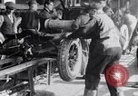 Image of Ford Motor Company assembly line Highland Park Michigan USA, 1917, second 10 stock footage video 65675031026