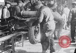 Image of Ford Motor Company assembly line Highland Park Michigan USA, 1917, second 11 stock footage video 65675031026
