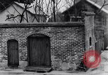 Image of Ford's Bagley Avenue shed Detroit Michigan USA, 1917, second 6 stock footage video 65675031028