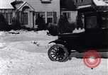 Image of Snowball fight Michigan United States USA, 1917, second 11 stock footage video 65675031029