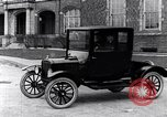 Image of Various Ford Model-T cars United States USA, 1917, second 3 stock footage video 65675031032