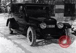 Image of Ford Model-T sedan Michigan United States USA, 1925, second 5 stock footage video 65675031034