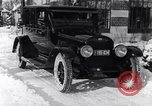 Image of Ford Model-T sedan Michigan United States USA, 1925, second 7 stock footage video 65675031034