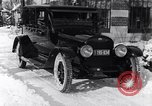 Image of Ford Model-T sedan Michigan United States USA, 1925, second 8 stock footage video 65675031034