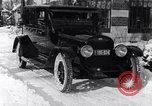 Image of Ford Model-T sedan Michigan United States USA, 1925, second 9 stock footage video 65675031034