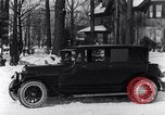 Image of Ford Model-T sedan Michigan United States USA, 1925, second 11 stock footage video 65675031034