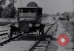 Image of Ford Model-T on rough roads United States USA, 1917, second 6 stock footage video 65675031035