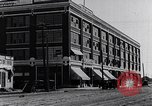Image of Traffic on streets of Detroit Detroit Michigan USA, 1917, second 5 stock footage video 65675031040
