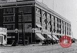 Image of Traffic on streets of Detroit Detroit Michigan USA, 1917, second 7 stock footage video 65675031040