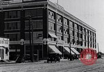 Image of Traffic on streets of Detroit Detroit Michigan USA, 1917, second 8 stock footage video 65675031040