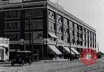 Image of Traffic on streets of Detroit Detroit Michigan USA, 1917, second 10 stock footage video 65675031040
