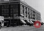 Image of Traffic on streets of Detroit Detroit Michigan USA, 1917, second 11 stock footage video 65675031040