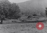 Image of road side camping United States USA, 1917, second 1 stock footage video 65675031042