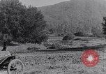 Image of road side camping United States USA, 1917, second 3 stock footage video 65675031042